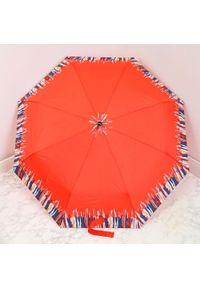 Pomarańczowy parasol DOPPLER