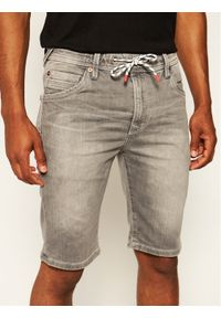 Szare spodenki jeansowe Pepe Jeans