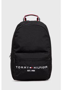TOMMY HILFIGER - Tommy Hilfiger - Plecak. Kolor: czarny. Materiał: poliester