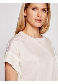 Biały t-shirt Weekend Max Mara