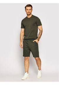 Only & Sons T-Shirt Anel 22019359 Zielony Regular Fit. Kolor: zielony #3