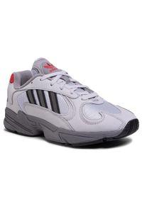 Szare sneakersy Adidas