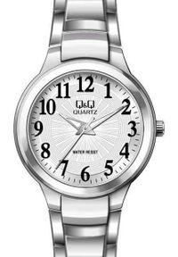 Srebrny zegarek Q&Q