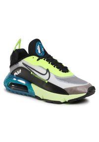Czarne półbuty Nike z cholewką