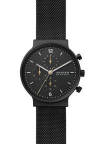 Skagen - Zegarek SKW6762. Kolor: czarny