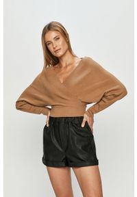 Sweter TALLY WEIJL z długim rękawem, długi