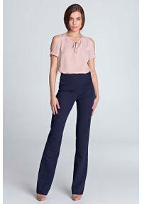 Różowa bluzka Nife