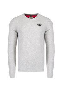 T-shirt Aeronautica Militare długi, z długim rękawem
