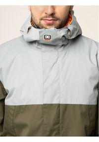 Zielona kurtka sportowa DC snowboardowa