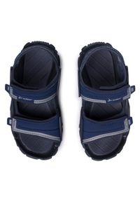 Niebieskie sandały Rider na lato, klasyczne