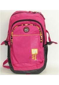 Titanum Plecak szkolny różowy. Kolor: różowy