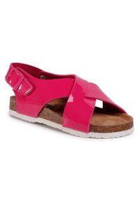 Różowe sandały Xti na lato