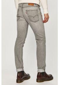 Szare jeansy Levi's® biznesowe, na spotkanie biznesowe #4