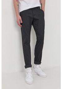 Cross Jeans - Spodnie. Kolor: szary. Materiał: tkanina