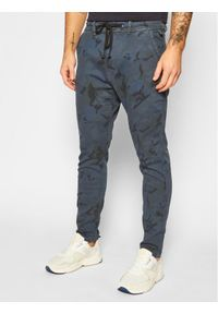 Niebieskie spodnie Pepe Jeans #5