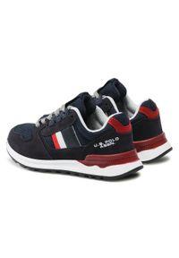 U.S. Polo Assn - Sneakersy U.S. POLO ASSN. - Joe JOE4097S1/HM1 Navy. Okazja: na co dzień. Kolor: niebieski. Materiał: skóra ekologiczna, materiał. Szerokość cholewki: normalna. Styl: casual #3