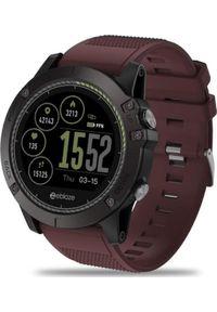 Czerwony zegarek Roneberg smartwatch