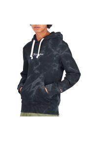 Bluza męska Champion Tie Dye Cotton Hoodie 216160. Typ kołnierza: kaptur. Materiał: bawełna