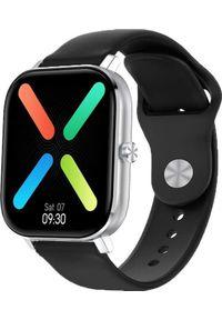 Smartwatch Pacific 20-2 Czarny. Rodzaj zegarka: smartwatch. Kolor: czarny