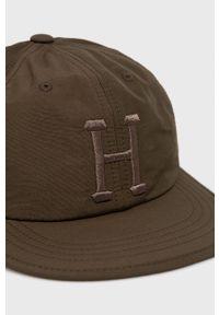 HUF - Czapka. Kolor: zielony