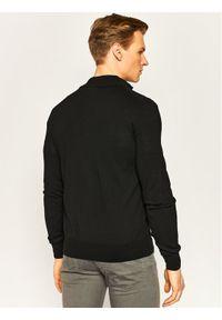 Czarny sweter klasyczny EA7 Emporio Armani