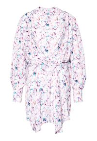 Sukienka letnia IRO w kolorowe wzory