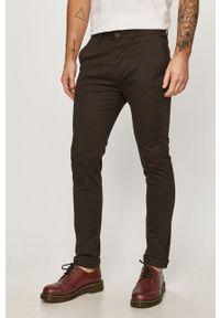 Brązowe spodnie AllSaints