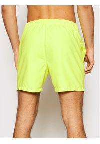 Billabong Szorty kąpielowe All Day S1LB12 BIP0 Żółty Layback Fit. Kolor: żółty
