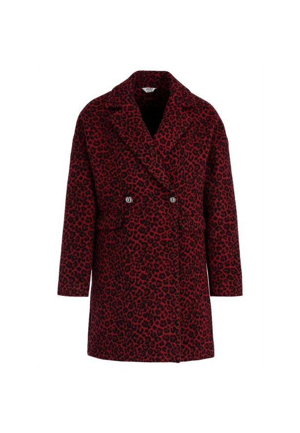 Czerwony płaszcz Liu Jo