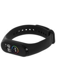 Czarny zegarek Xiaomi sportowy, cyfrowy