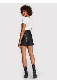 Morgan T-Shirt 211-DOREVER Biały Slim Fit. Kolor: biały