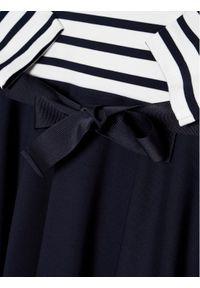 Niebieska sukienka Polo Ralph Lauren casualowa, prosta, polo, na co dzień