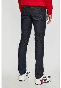 Niebieskie jeansy TOMMY HILFIGER