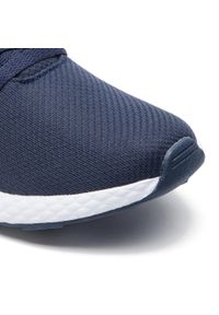 Niebieskie sneakersy Kappa
