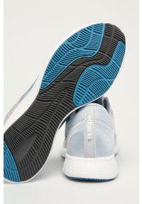 adidas Performance - Buty Edge Lux 4. Nosek buta: okrągły. Zapięcie: sznurówki. Kolor: niebieski. Materiał: materiał, guma