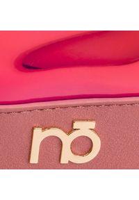 Różowa torebka worek Nobo klasyczna