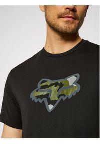 Fox Racing T-Shirt Predator 24462 Czarny Regular Fit. Kolor: czarny