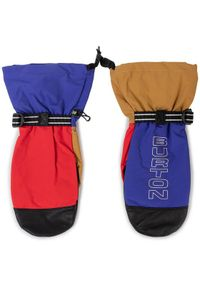 Fioletowa rękawiczka sportowa Burton narciarska