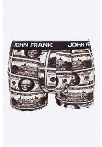 John Frank - Bokserki. Kolor: szary