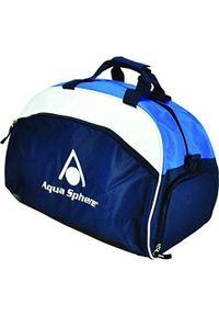 Aqua Sphere Torba sportowa Royal niebieska 52 l. Kolor: niebieski