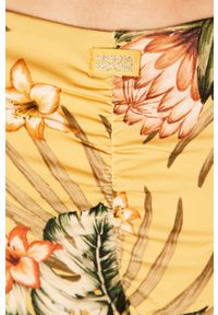 Żółty strój kąpielowy dwuczęściowy Banana Moon