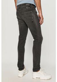 Jack & Jones - Jeansy Glenn. Kolor: szary. Materiał: jeans #4
