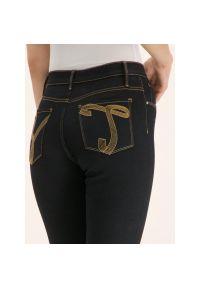 Czarne jeansy TOMMY HILFIGER