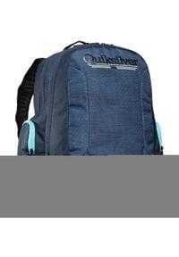 Quiksilver - Plecak QUIKSILVER - EQBBP03041 BYJH. Kolor: niebieski. Materiał: materiał