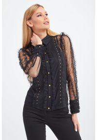 Koszula Elisabetta Franchi na co dzień, elegancka