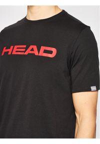 Czarny t-shirt Head #6