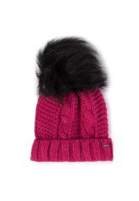 Różowa czapka Mayoral