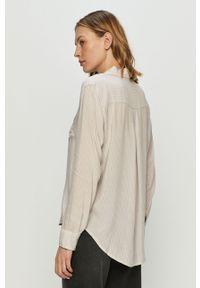 Fioletowa koszula Wrangler casualowa, na co dzień, długa, z klasycznym kołnierzykiem