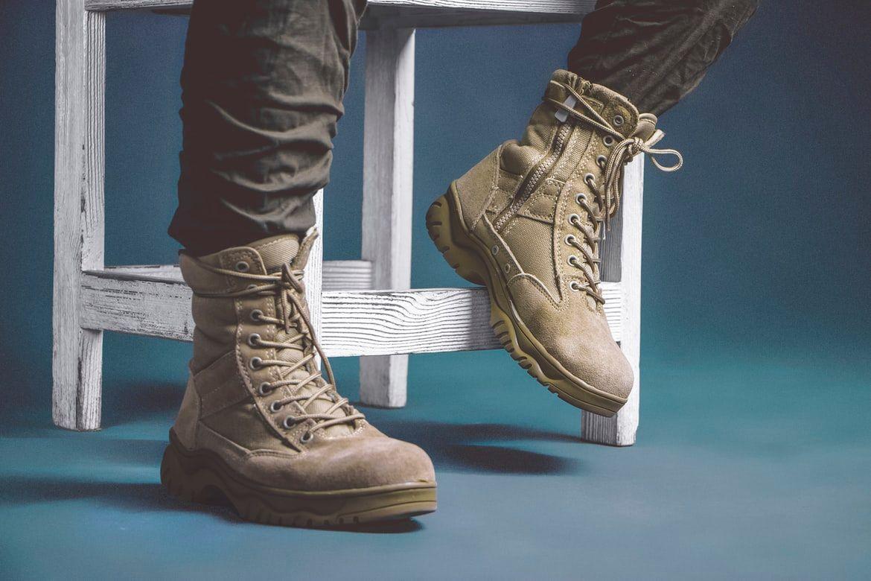 Trapery męskie, czyli wygodne obuwie na jesień i zimę