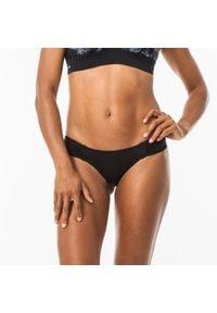 OLAIAN - Dół kostiumu kąpielowego SANA damski. Kolor: czarny. Materiał: poliester, elastan, poliamid, materiał